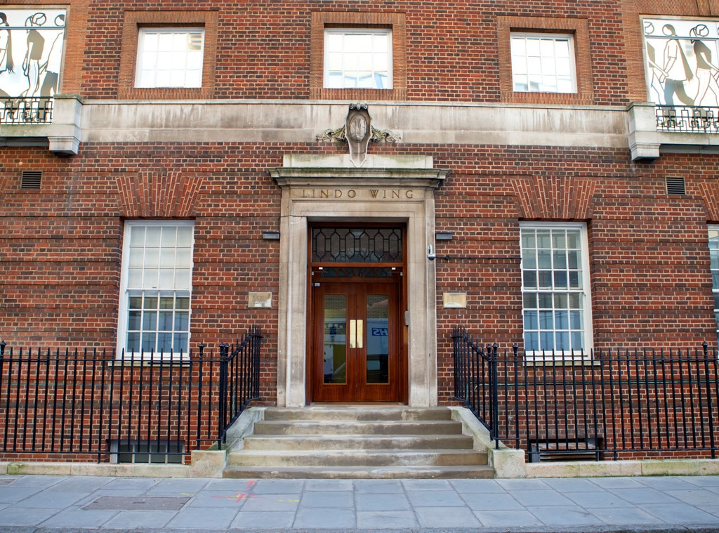 Lindo Wing, St. Mary's Hospital, Kate Middleton, Duchess Catherine, Prince William