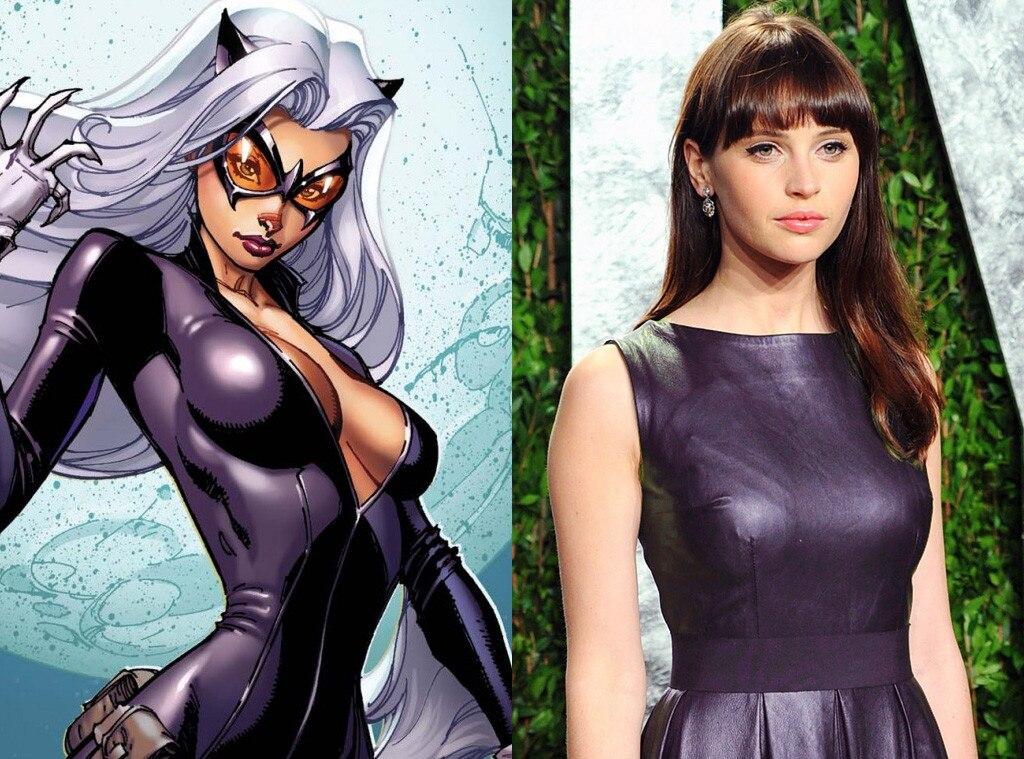 Black Cat, Felicity Jones
