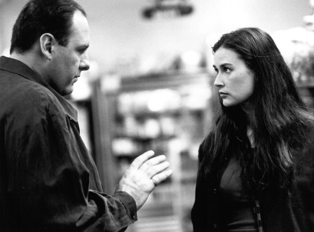 The Juror, Demi Moore, James Gandolfini