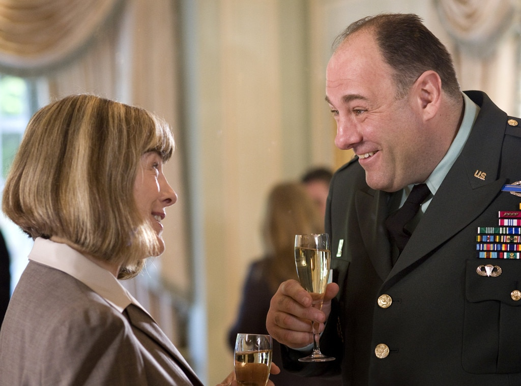 In The Loop, James Gandolfini, Mimi Kennedy