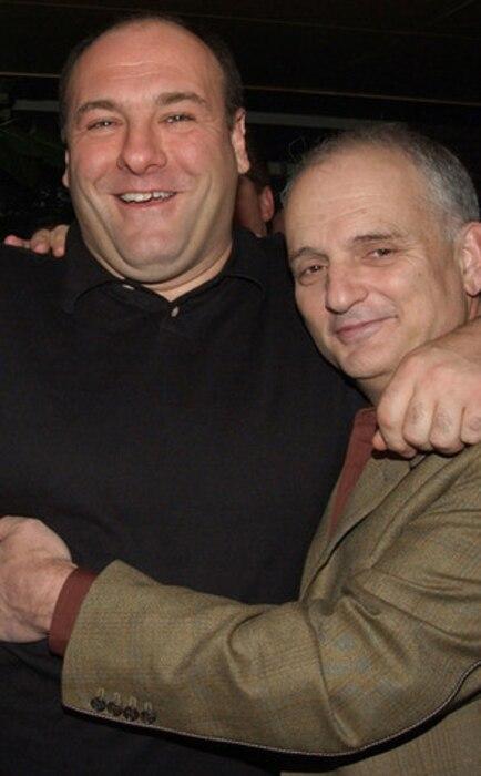 David Chase, James Gandolfini