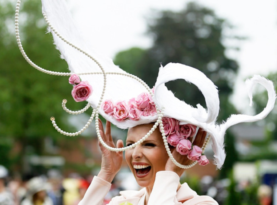 ika Svenska, Royal Ascot, Crazy Hat