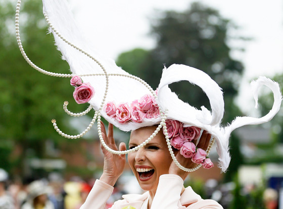 Hats Off 2013 Royal Ascot 39 S 5 Craziest Fascinators E News