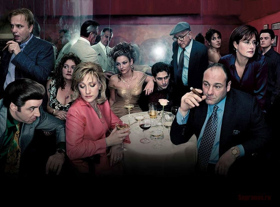 the sopranos online