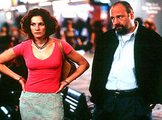 The Mexican, James Gandolfini, Julia Roberts