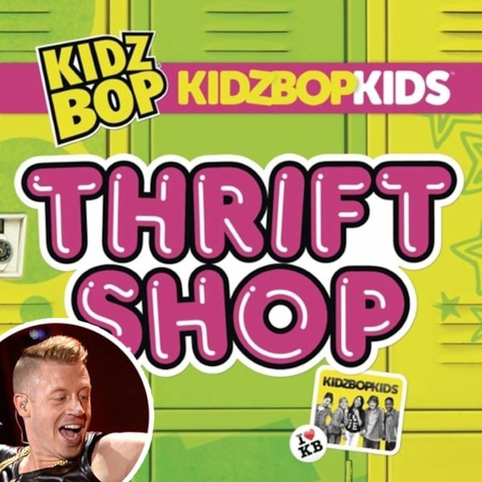 Thrift Shop, Macklemore