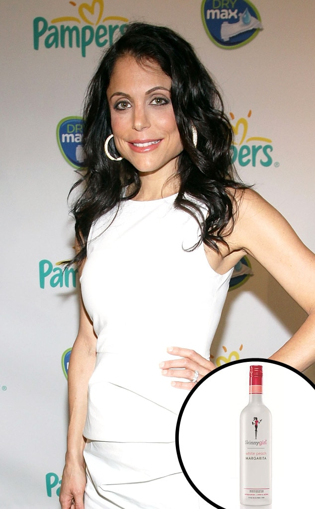 Celebrity Alcohol, Bethenny Frankel