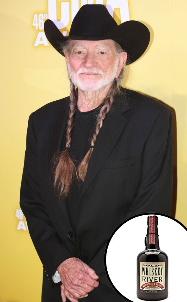 Celebrity Alcohol, Willie Nelson