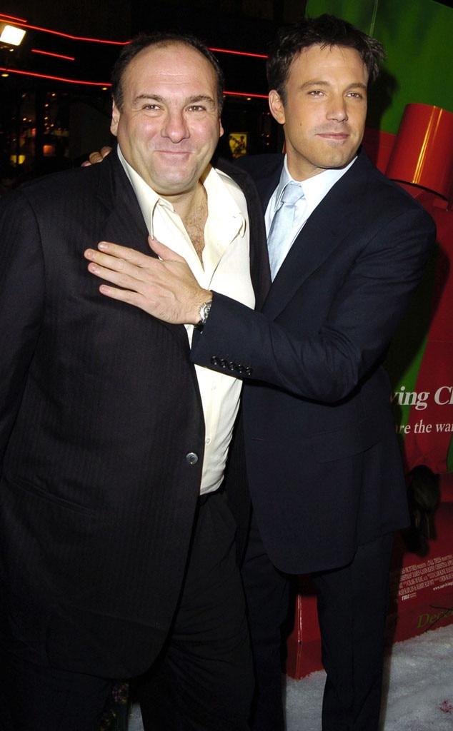 Ben Affleck, James Gandolfini