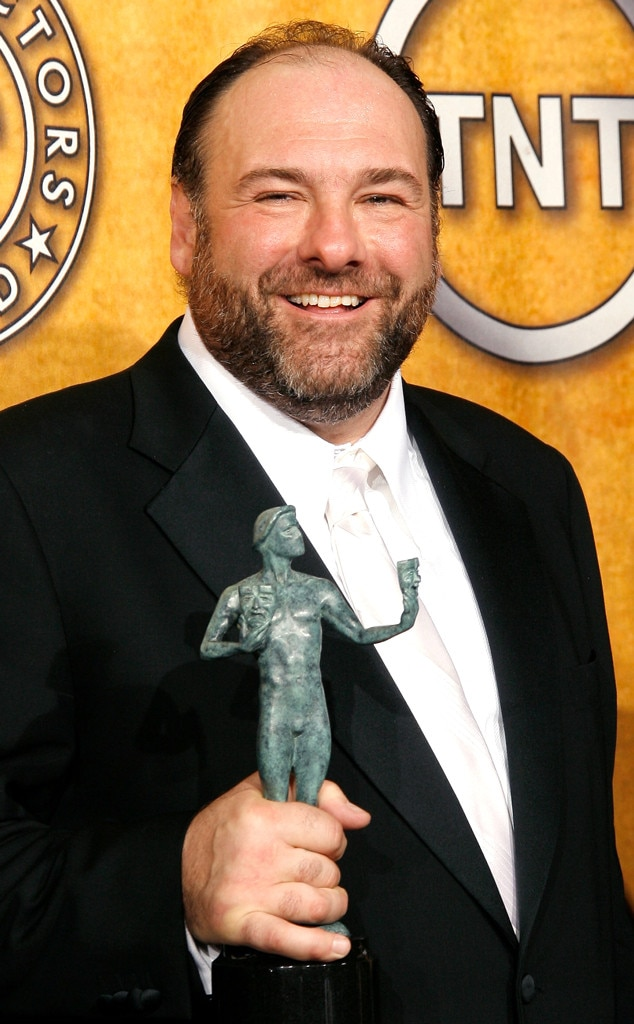 James Gandolfini, SAG Awards
