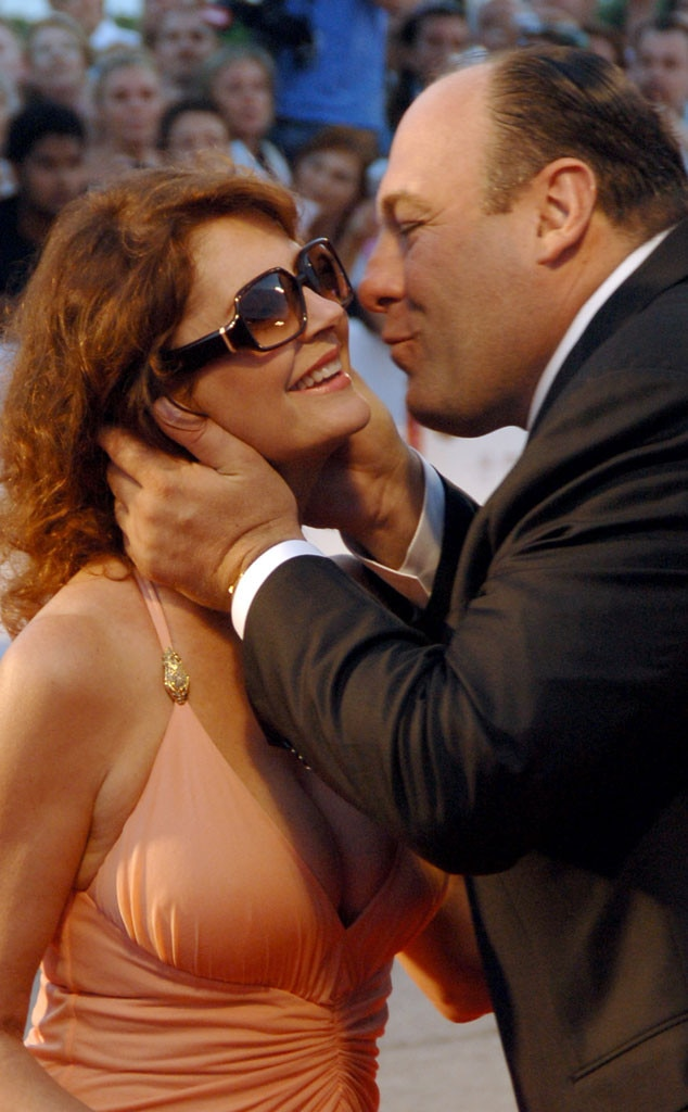 Susan Sarandon, James Gandolfini