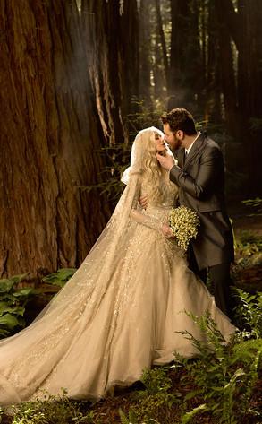 Alexandra Helen Lenas, Sean Nicholas Parker Wedding