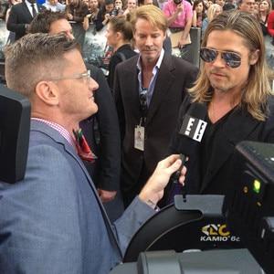 Brad Pitt, Marc Malkin