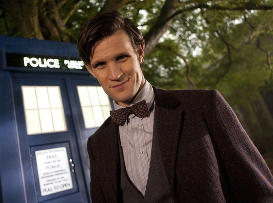 Matt Smith, Dr. Who