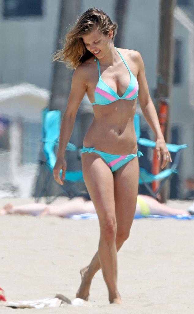 AnnaLynne McCord, Bikini
