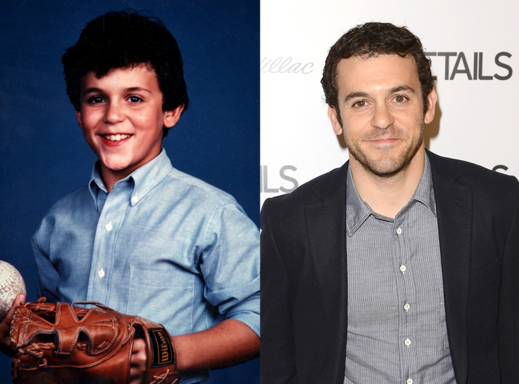 Fred Savage, Then and now