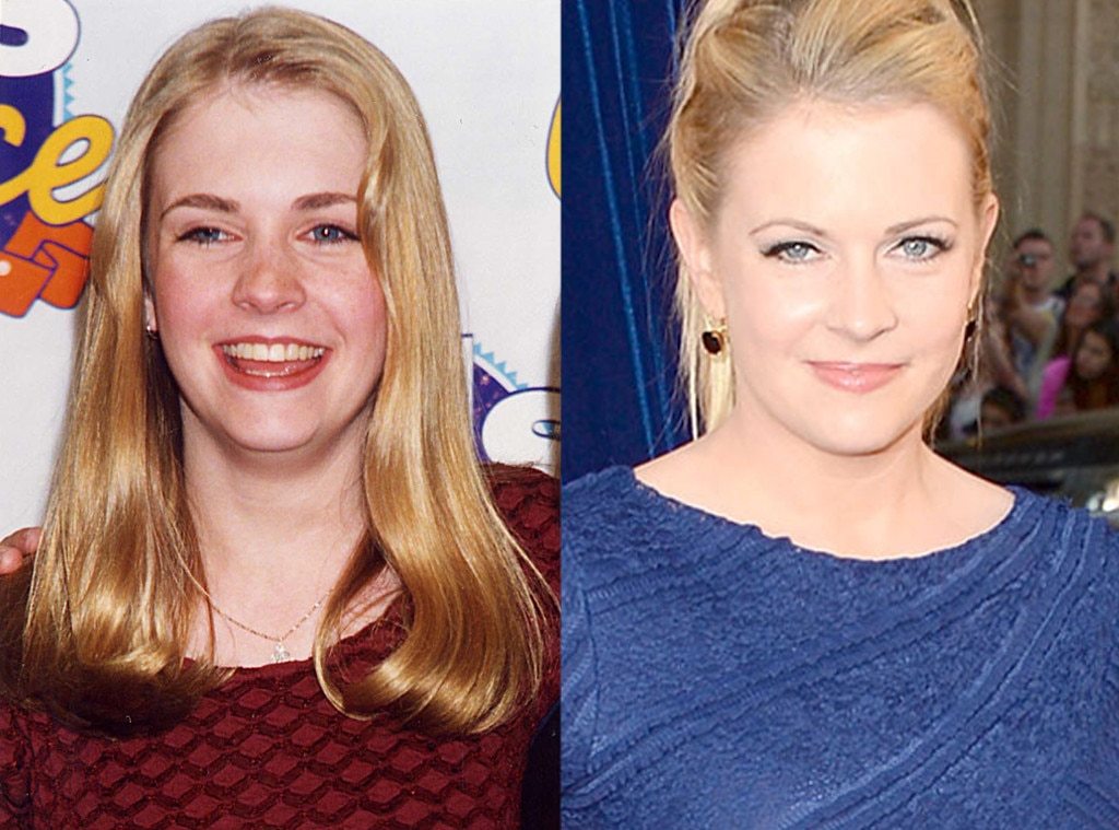 Melissa Joan Hart, Then and now