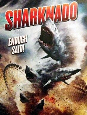 Sharknado Poster 2