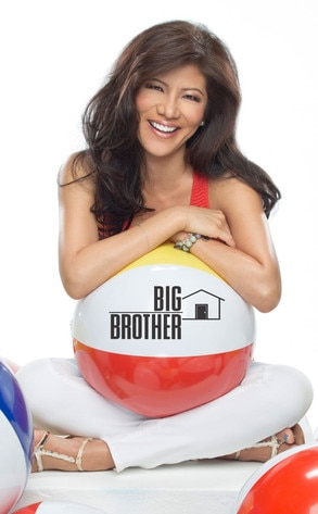 Big Brother Host, Julie Chen