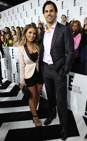 Jessie James, Eric Decker, Upfronts