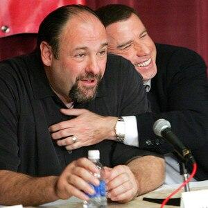 James Gandolfini, John Travolta