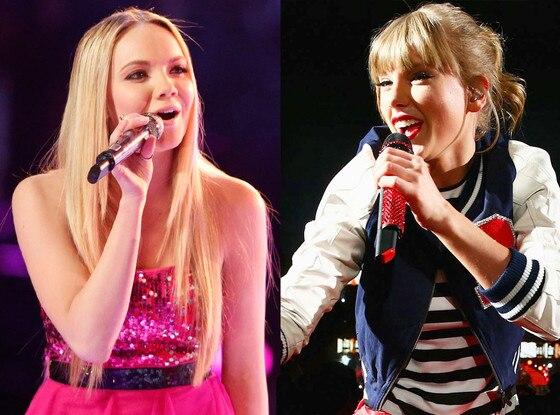 Taylor Swift, Danielle Bradbery