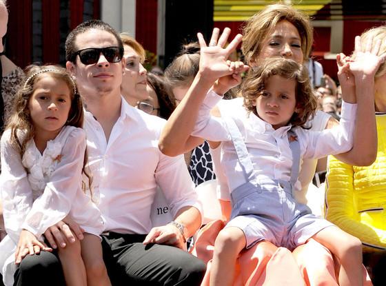 Jennifer Lopez, Casper Smart, Maximillian, Maximillian