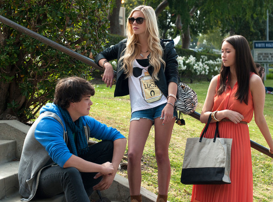 Bling Ring, Israel Broussard, Claire Vivien, Katie Chang