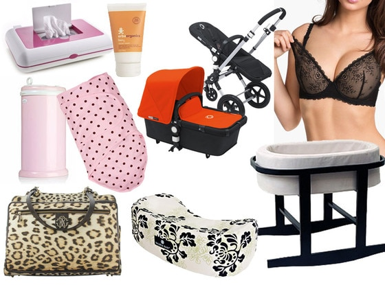 Celeb New Mom Essentials
