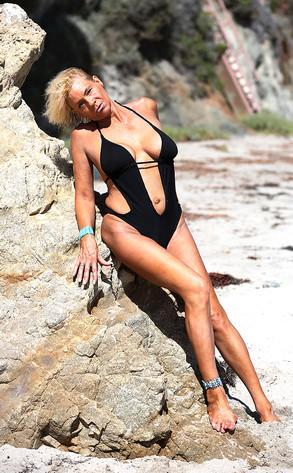 Patricia Krentcil, Tan Mom, Bathing Suit