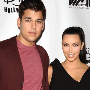 Rob Kardashian, Kim Kardashian