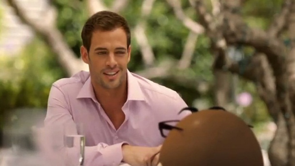 William Levy, Hot guys of advertising