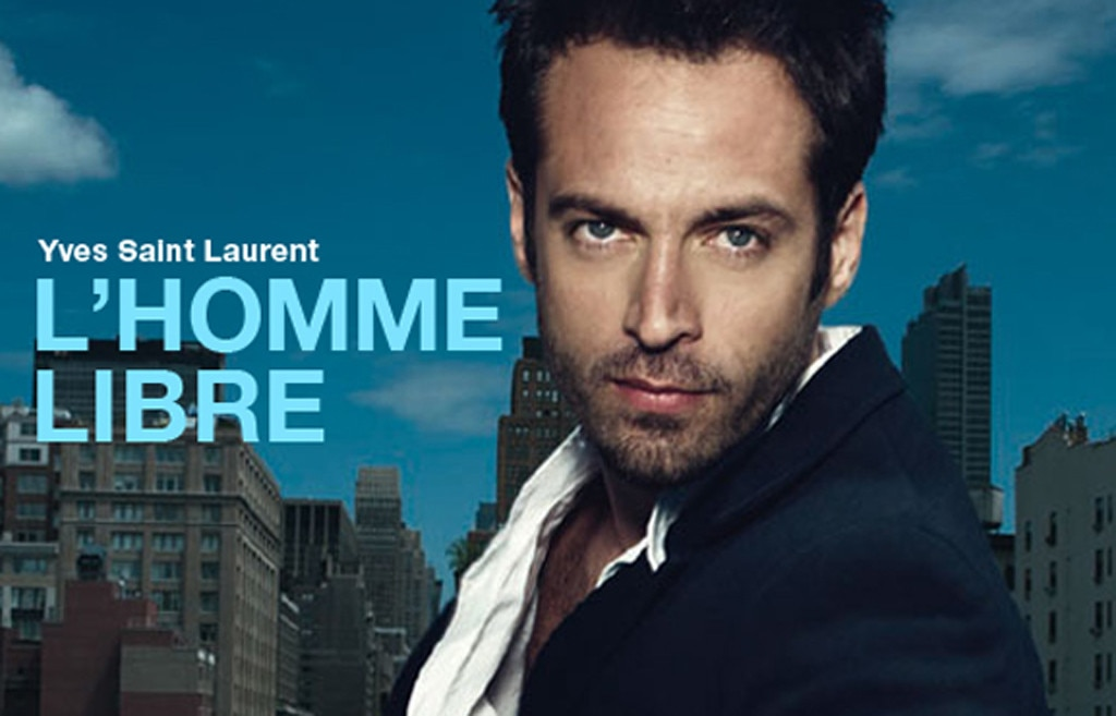 Benjamin Millepied, Hot guys of advertising