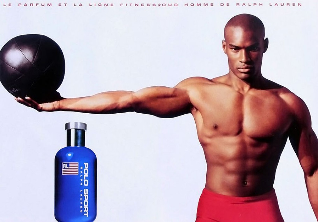 Tyson Beckford, Hot guys of advertising