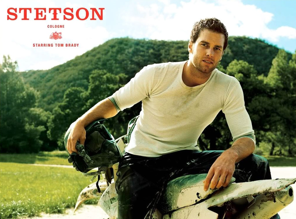 Tom Brady, Hot guys of advertising