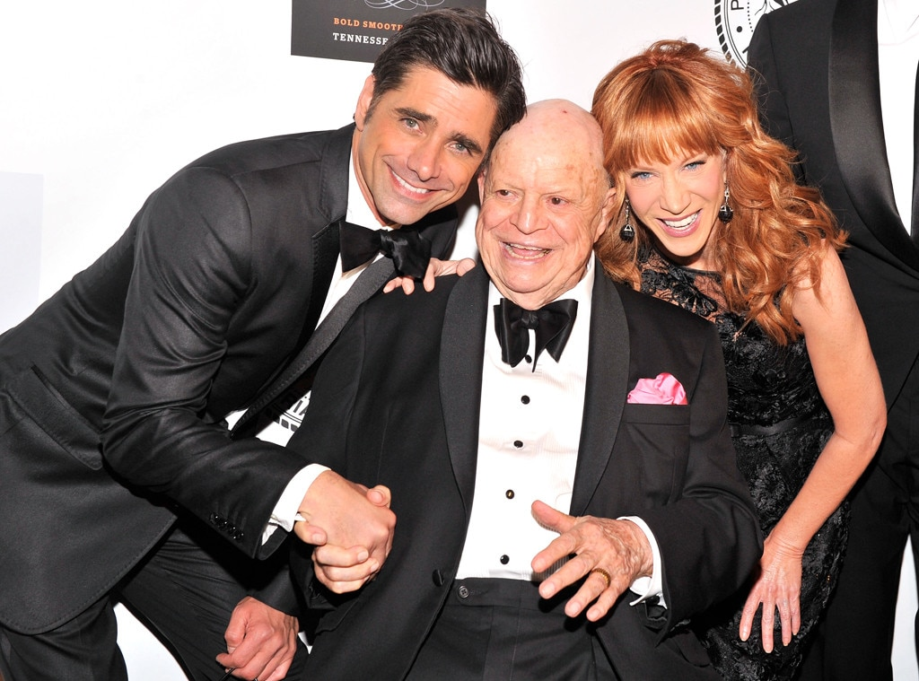 John Stamos, Don Rickles, Kathy Griffin