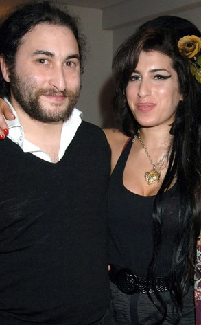 Alex Winehouse, Amy Winehouse