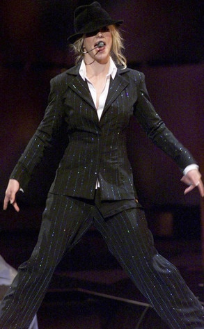Britney Spears, Michael Jackson