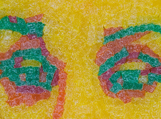 Amanda Bynes, Candy Art
