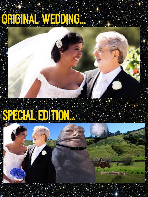 Lucas Wedding Special Edition