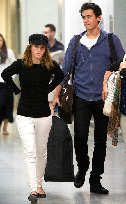 Emma Watson, Will Adamowicz