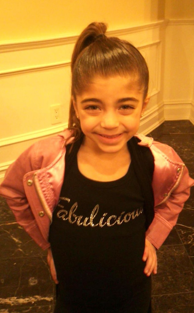 Milania Giudice, Reality TV Kid Stars