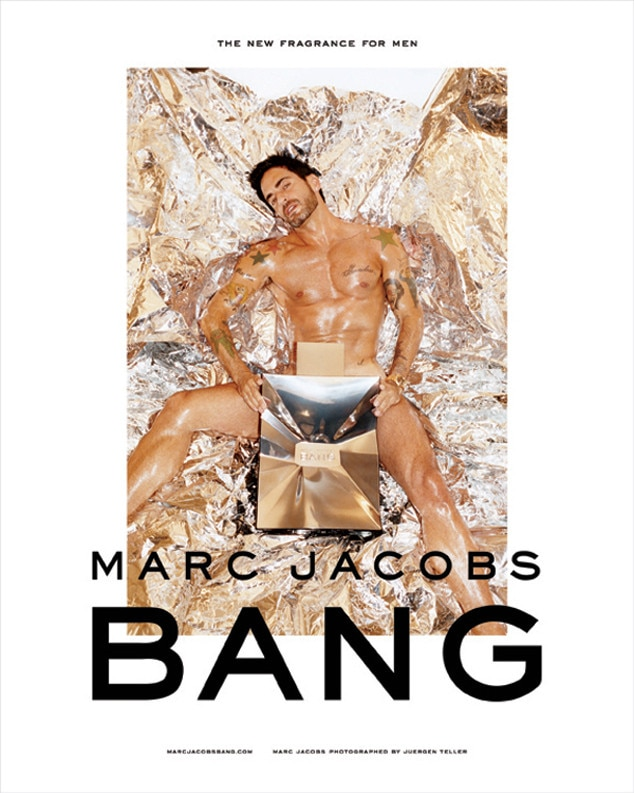 Marc Jacobs, Hot guys of advertising