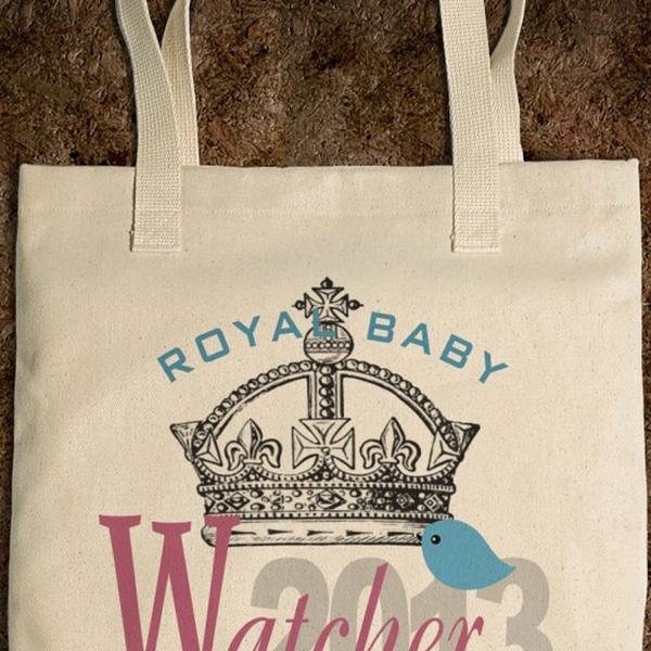 Shopping Bags From Royal Baby Memorabilia