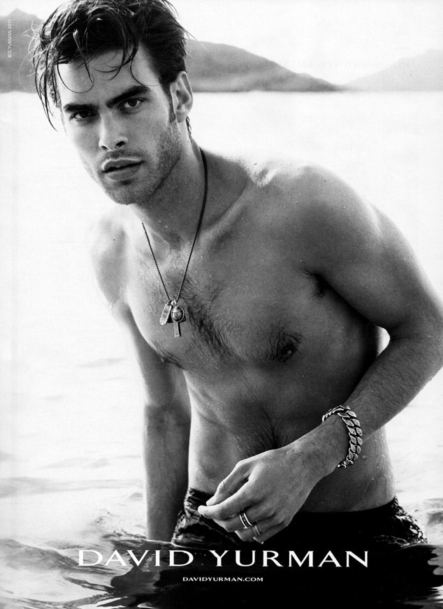 Jon Kortajarena, Hot guys of advertising