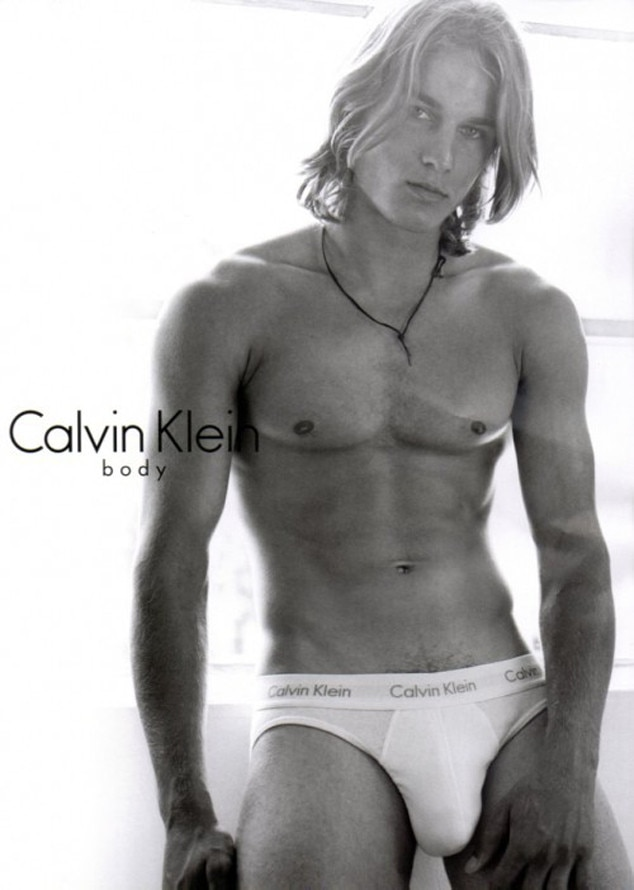 Travis Fimmel, Hot guys of advertising