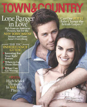 Armie Hammer, Town & Country