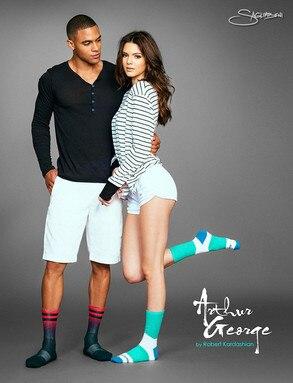 Kendall Jenner, Arthur George