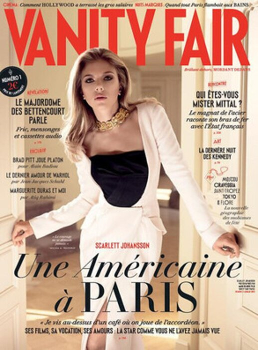 French Vanity Fair, Scarlett Johansson