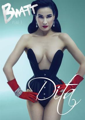 Dita Von Teese, Bwatt Magazine